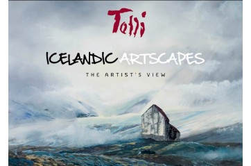 Icelandic Artscapes – The artist's view