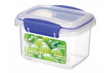 Sistema Plastbox glært 400ml