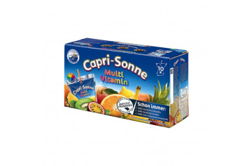 Capri Sonne Multivit.10pkx200ml.