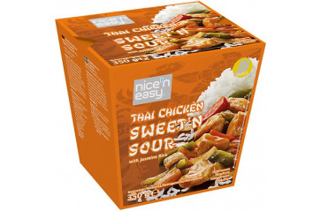 Nice'n Easy Chicken Thai Sweet'n Sour 350gr.