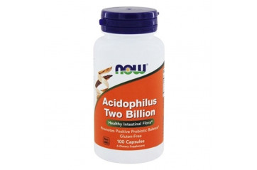 Now Acidophilus 2 billion 100 stk