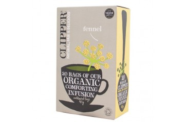 Clipper Te Fennel 20p