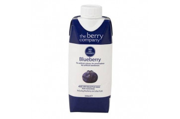 Berry Safadrykkur Bláber 330ml