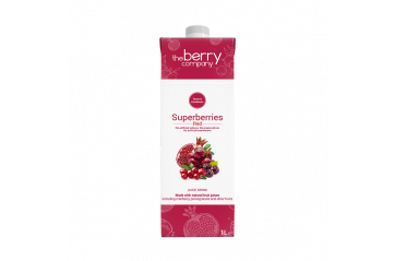Berry Safadrykkur Superberry 1ltr
