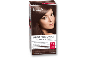 ELEA 5.0 LIGHT BROWN 123ML
