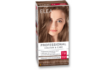 ELEA 7.0 MEDIUM BLOND 123ML