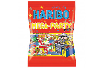 Haribo Mega Party Mix 176gr.