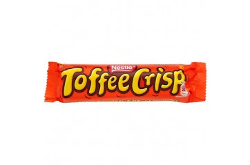 Nestle Toffee Crisp 38g.