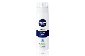 Nivea Men Rakgel Sensitive 200ml.