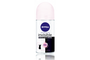 Nivea Deo Rollon Invisble B&W 50ml