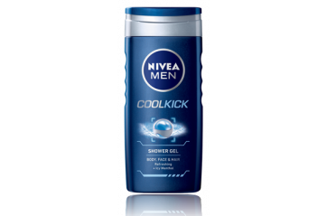 Nivea Sturtusápa Cool Kick 250ml
