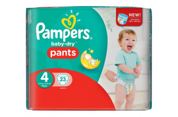 Pampers E-Up Maxi 8-15kg 23s