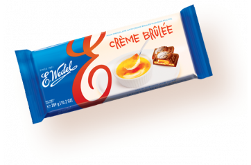 Milk chocolate Creme brulée 289g