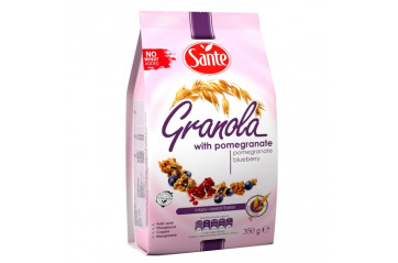 Pomegranate Granola 350g