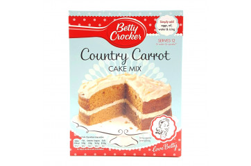 Betty Crocker Carrot Cake Country 425g