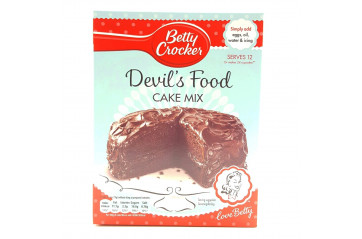 Betty Crocker Devils kökumix 425g