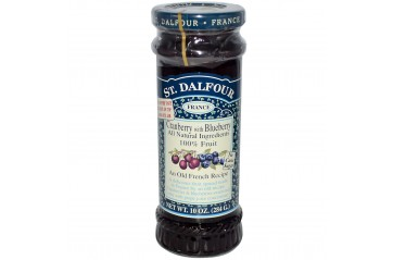 St. Dalfour Cranberry/Blueberry 284gr