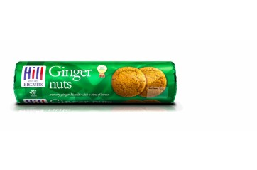 Hill Ginger Nuts 250g