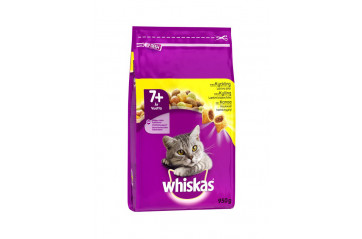 Whiskas 950g Dry Senior Chicken