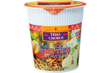 Thai Choice Cup Núðlur Tom Yum 60g