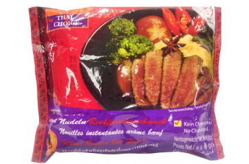 Thai Choice Noodles Beef 85g