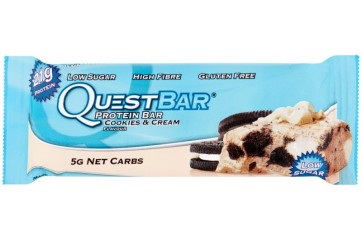 Questbar Cookies & Cream 60g