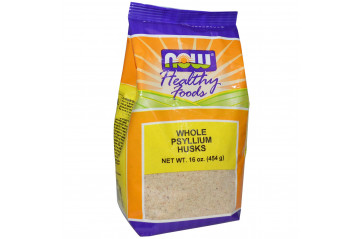 Now Psyllium Husks Veg 454gr