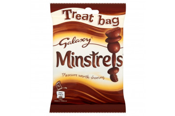 Galaxy Minstrels Treat Bag 80g.