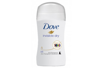 Dove Stick Invisible 40g