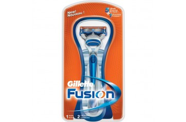 Gillette Rakvél Ful.Manual m/2blöðum