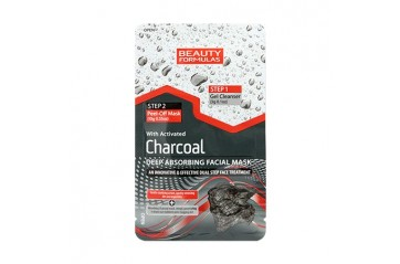 Beauty formulas maski charcoal 13ml