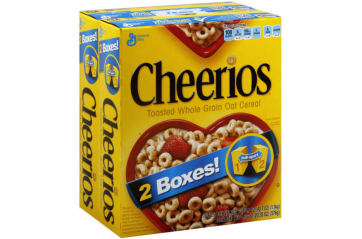 GM Cheerios 2pk 40,7oz