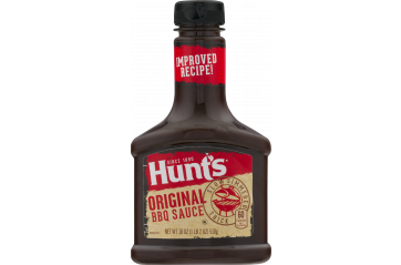 Hunts BBQ Orginal 510g