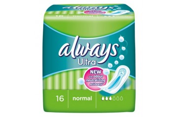 Always Ultra Normal 16stk