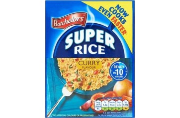 Batc.Sav.Rice Mild Curry 120g.