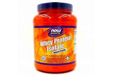 Now Whey Protein Iso Van 816gr