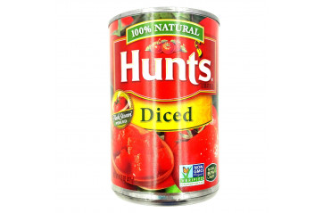 Hunts Diced Choice-Cut 411gr