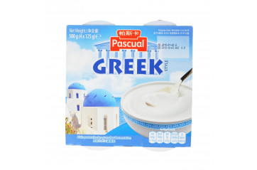 Pascual Greek style Plain 500g
