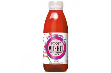 Vit Hit Boost Berry 500ml