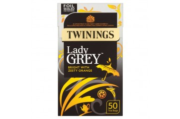 Twinings Lady Grey 50s