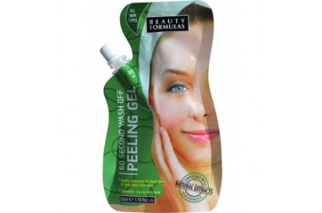 Beauty F.Maski 60sek Wash-off peeling gel