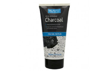 Beauty formulas face scrub 150ml
