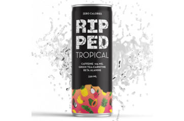 Ripped Tropical Orkudrykkur 330ml