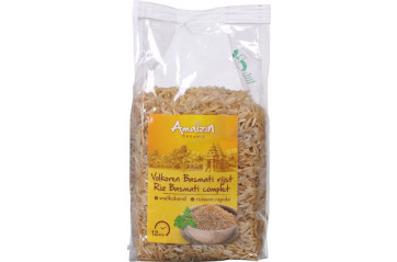 Amaizin Rice Brown Quick Cook 400g ORG