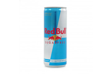 Red Bull Sykurlaus 250ml
