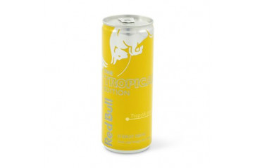 Red Bull Orkudrykkur Tropical 250ml