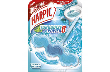 Harpic WC Wave Tropical Lagoon