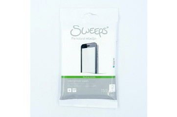 Sweeps Smartphone Wipes 15stk