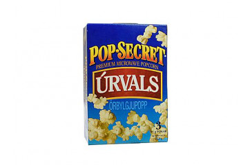 Pop Secret Örbylgju Popp 272g 3pk