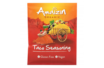 Amaizin Taco Seasoning 12 GF